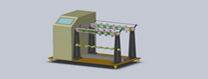 12组电线摇摆弯曲试验机
